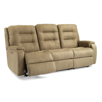 Arlo Reclining Sofa | Flexsteel in Michigan | Fenton Home Furnishings.