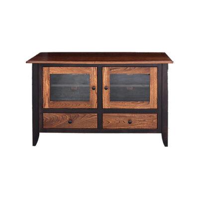 TV Stand   Amish Furniture in Michigan   Fenton Home Furnishings