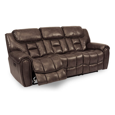 Buster Recline Sofa | Flexsteel in Michigan | Fenton Home Furnishings