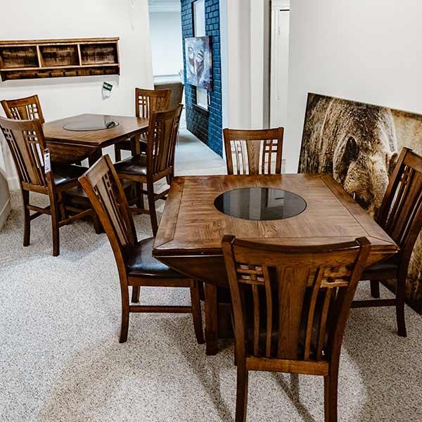 Zahara Table | Winners Only | Fenton Home Furnishings