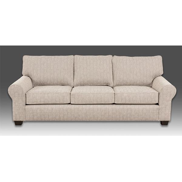 Woodbury Sofa   Amish Furniture in Michigan   Fenton Home Furnishings