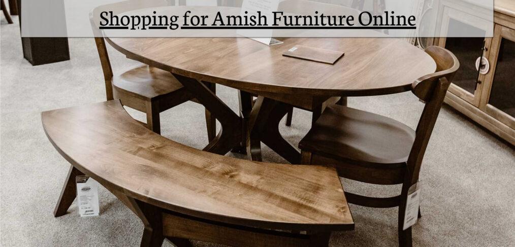 Michigan Amish furniture Retailers | Furniture For Sale Online