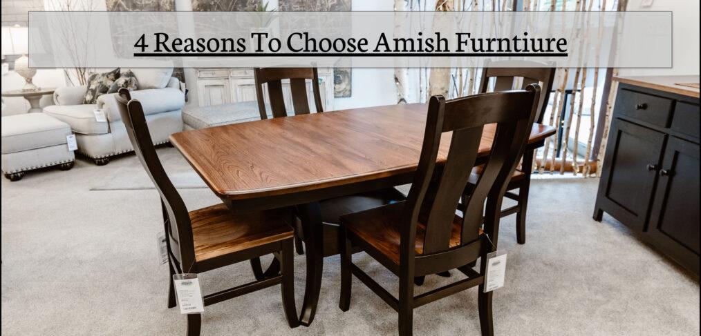 Amish Furniture Options In MI   Furniture Store Near Me