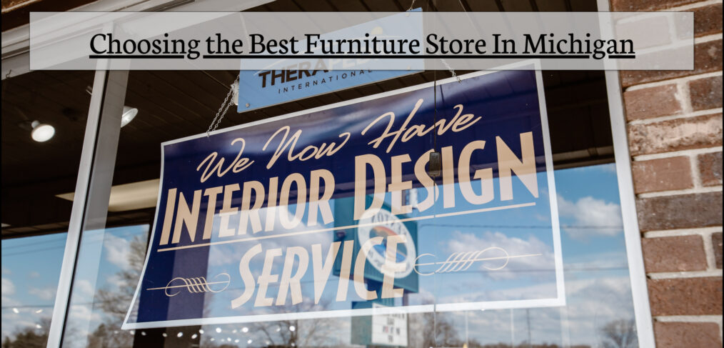 Finding the Best Furniture Stores In Michigan   Sofa & Loveseats For Sale